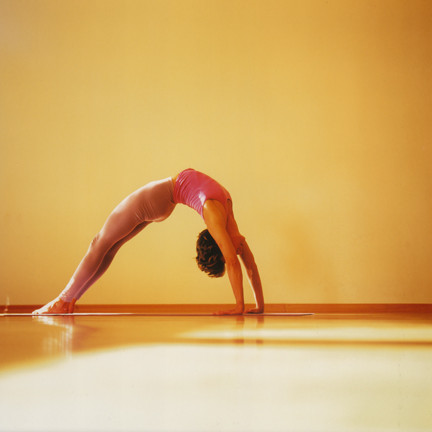 Jeanne Heileman urdvha dhanurasana upward bow wheel yoga pose