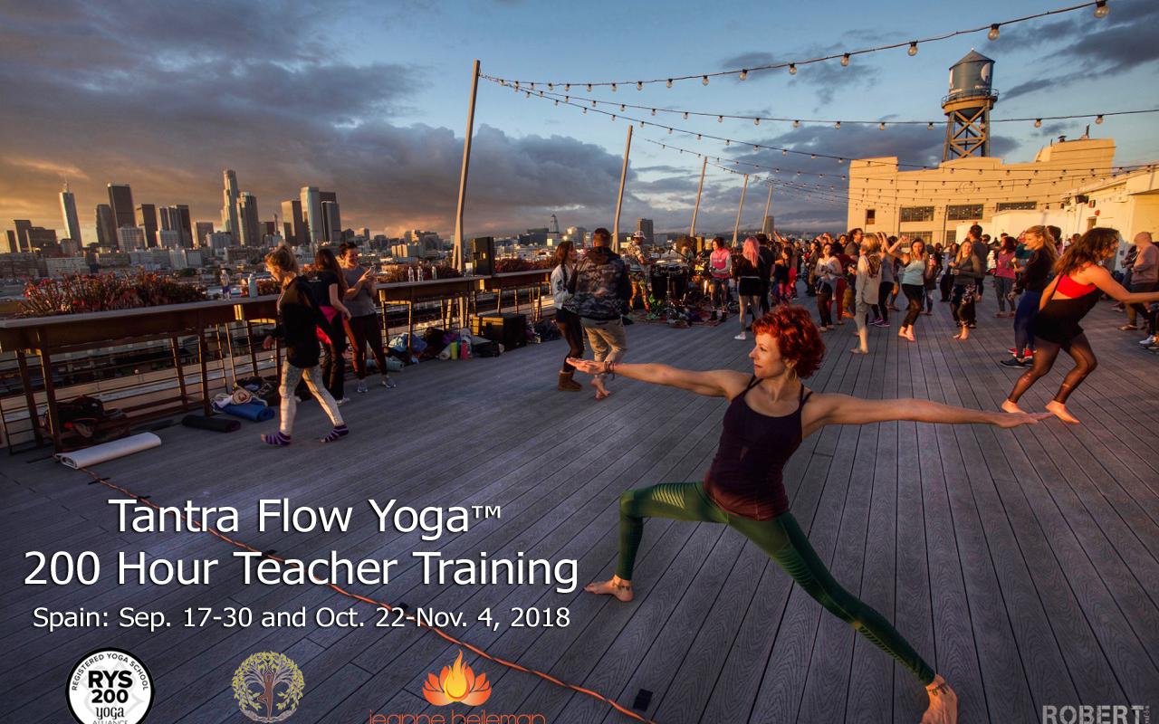Jeanne Heileman – Earth Yoga – 200 Hour Teacher Training v1